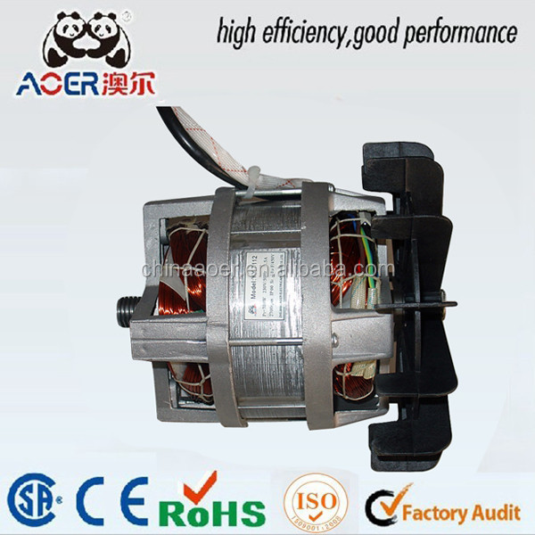 chinese ac electric lawn mower induction motor