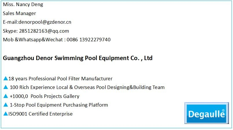 Swimming Pool System Wall-Hung Pipeless Pool Filter Pump With Dupont Paper Bag