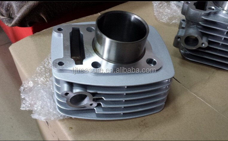 47 mm cylinder block for 100 cc motorcycle from Guangzhou of China