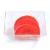 hot sale pp ps popular food bread fruit vagetable salad square round new fashion mini cakes disposable plastic dish