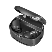 new style fashionable mini OEM Bluetooth V4.1 TWINS TWS Wireless Stereo Headset With Charging Box