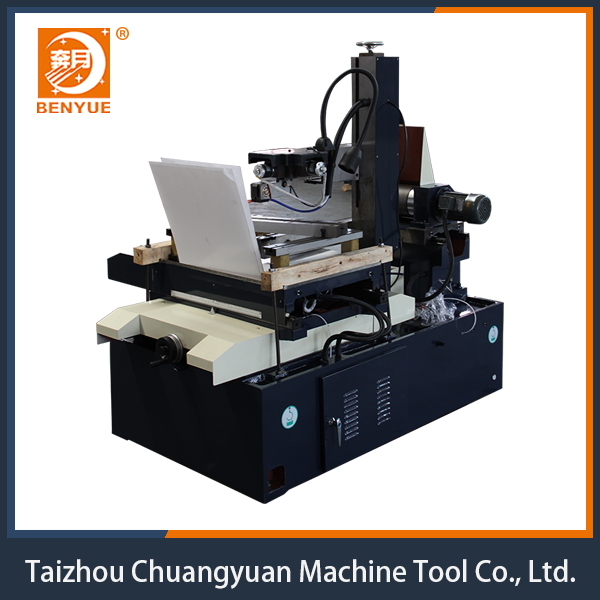 cnc edm wire automatic cutting machinery high accuracy