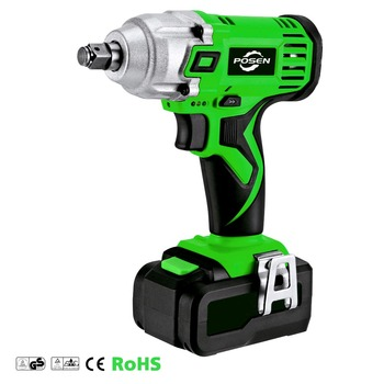Preofessional 18V battery Cordless impact wrench