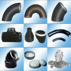 ASTM A234 wpb seamless carbon steel pipe fittings