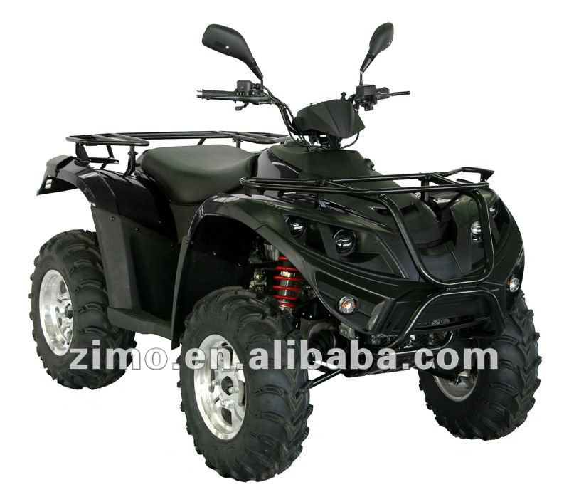 EEC Approval 400cc 4X4 Quad Bike