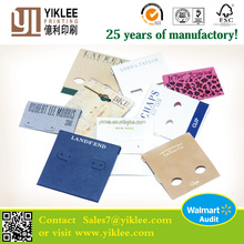 China manufacturer paper cardboard custom printed headband jewelry display card for earring ring necklace packing