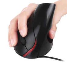 "Ergonomic Mouse, Healthy Neutral ""Handshake"" Wrist and Arm Positions for Smoother Movement"