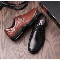 China supplier hot sale manila fashion rough mexico men leather shoes