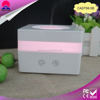 Portable cold ultrasonic mist maker fogger for home decoration
