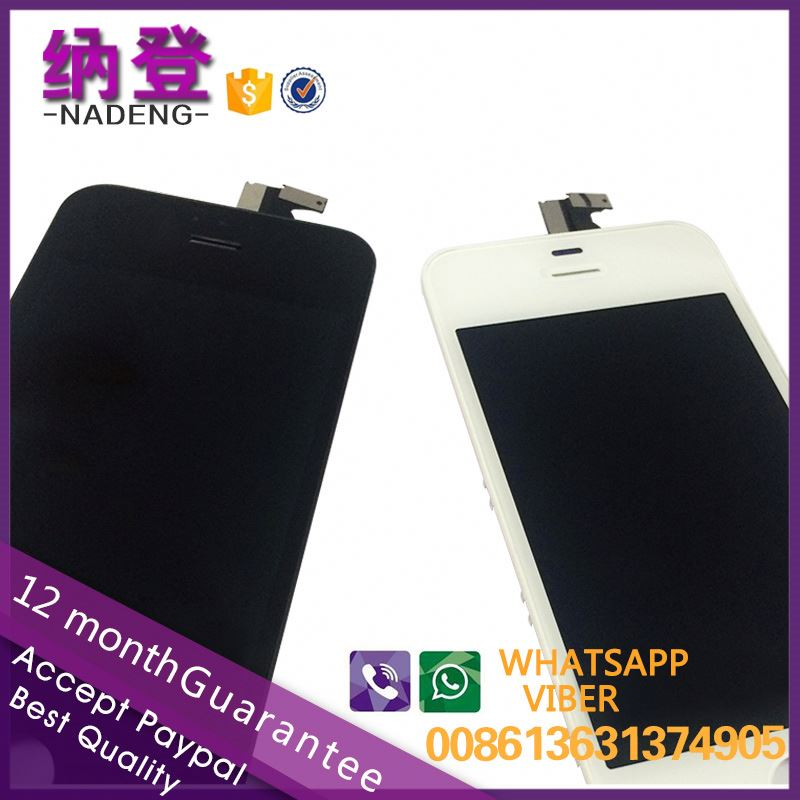 front glass for iphone 4s lcd display