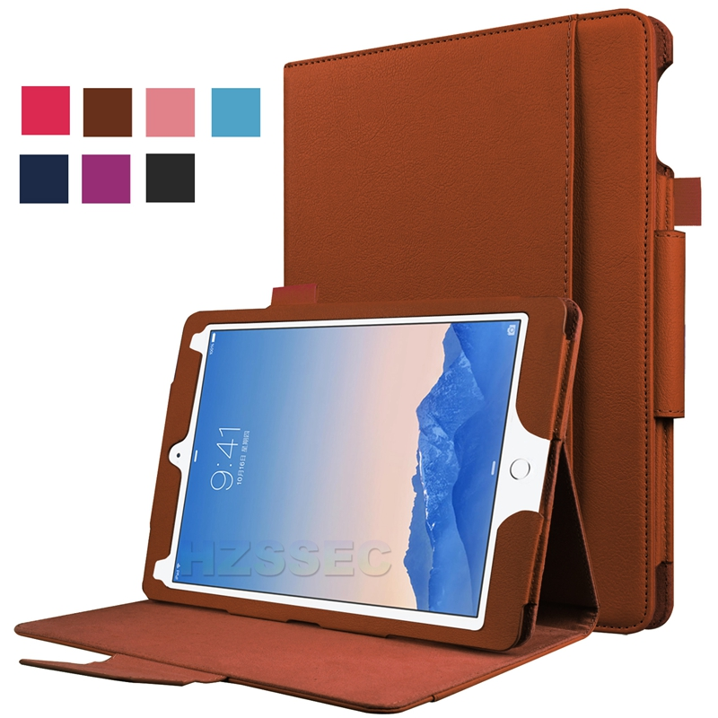 factory price keyboard case for Apple iPad tablet Smart Rotating Leather Case Cover for iPad Pro 9.7 with Auto Wake & Sleep