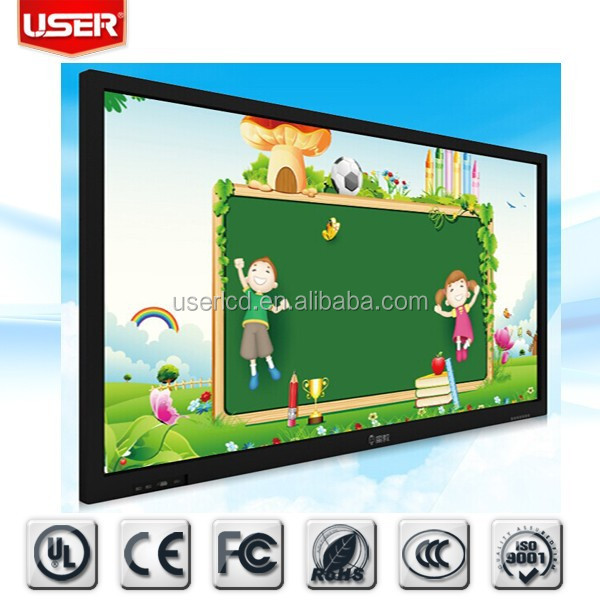 55 Inch 1080P LCD Monitor Advertising Display