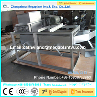 Almond shell crushing breaking machine/Almond decorticator