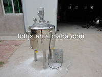 stainess steel automatic dairy milk pasteurizer