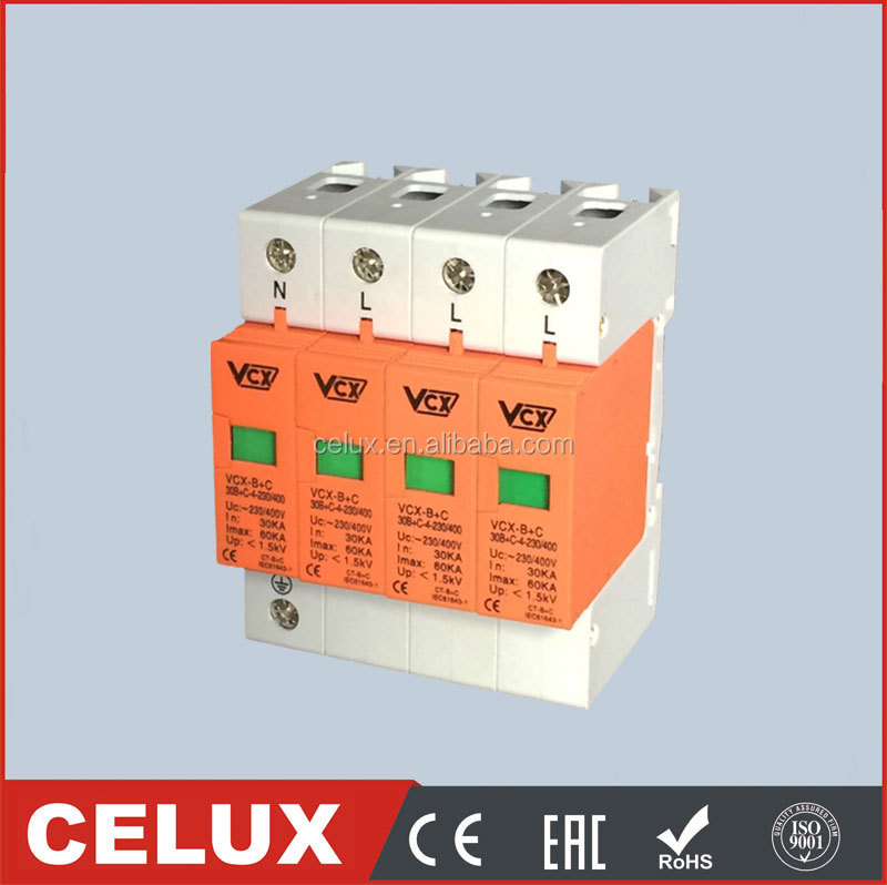 CT-B+C Electrical surge protective device spd signal surge device