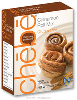 Chebe Cinnamon Roll-Up Mix Bread