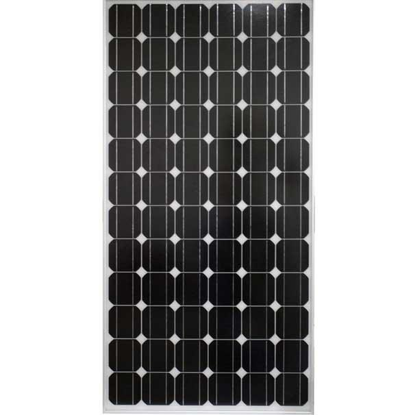high efficiency 195w mono solar panel for home power with TUV/ UL/CE certificates