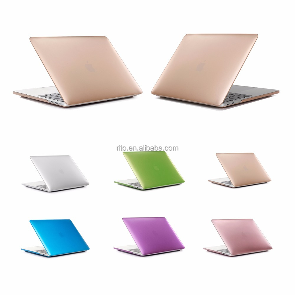 Rubberized Laptop Case for Macbook, for 13 Inch New Apple Macbook Pro Hard Case