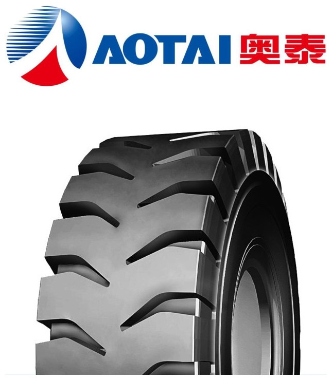 huge tire size 40.00R57 from Chinese tire brand names AOTAI