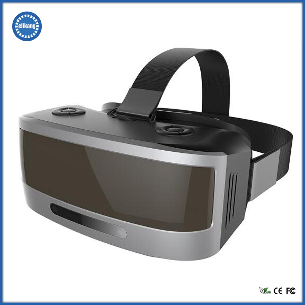 16GB/32GB Optional Capacity 2016 Sex Pron Video Xxx 3D Box Xnxx 3D All in One VR Headset
