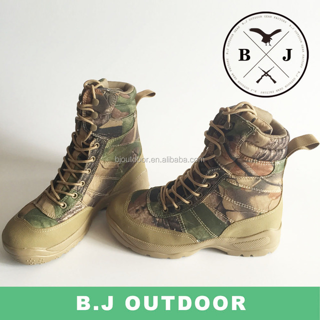 Rubber safety boot working boot snow boot from BJ Outdoor