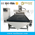 ATC furniture production center cnc router engraver machine