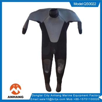 Surfing and diving suit Neoprene dry diving suit