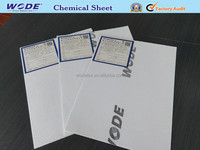 Thermoplastic Chemical Sheet For Shoe Toe &Counter Puff