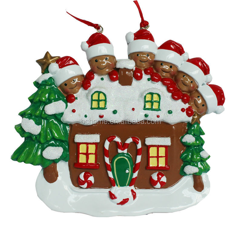 List manufacturers of resin personalize ornaments buy for Custom christmas tree ornaments
