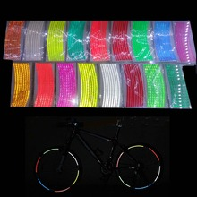 3m reflective bicycle wheel sticker