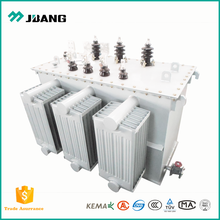 amorphous alloy core 100kva 3.3kv 400v 415v step down transformer with mineral oil immersed