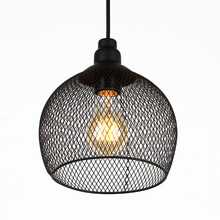 loft style industrial iron pendant light bar/dining room lamp