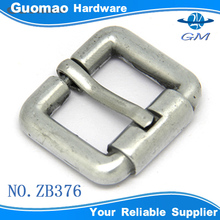 Pin belt buckle manufacturer and plated colors belt buckle