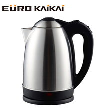 SS 1.8L round head electric kettle