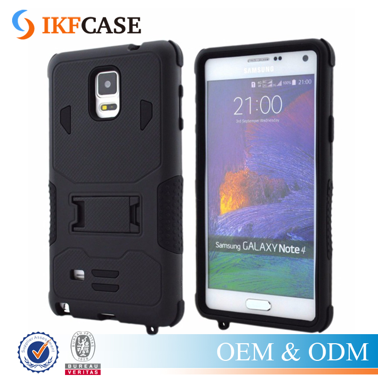 Wholesale Shockproof Hard Case for Samsung Galaxy G530 Grand Prime Heavy Duty TPU PC Combo Armor Case with Kickstand