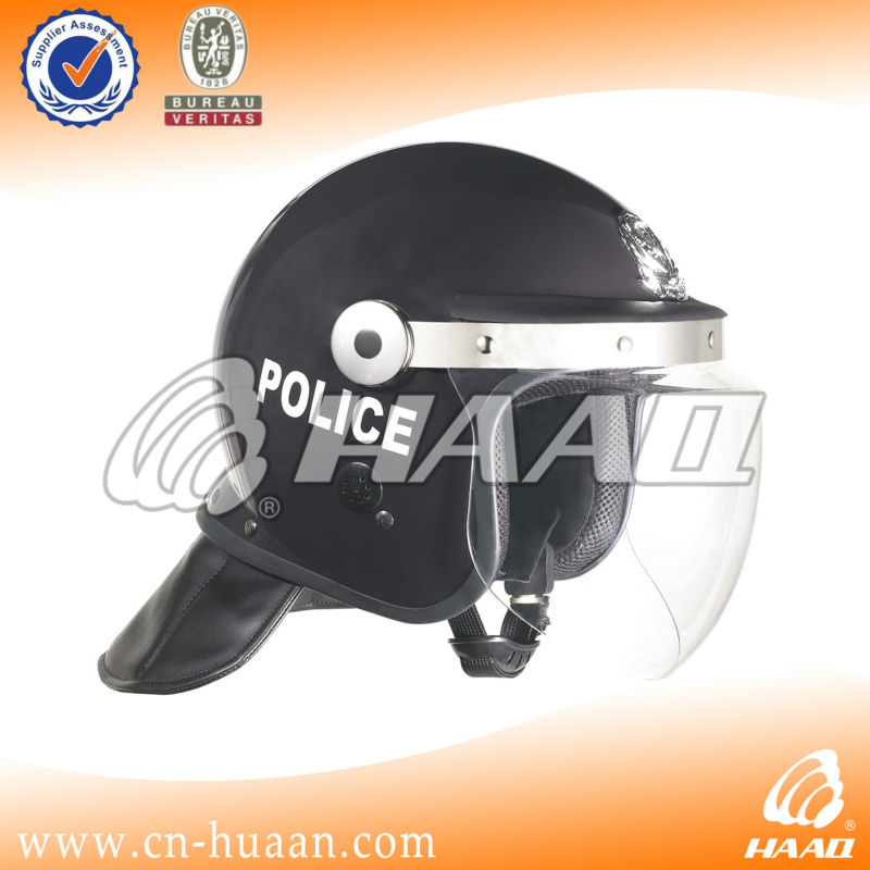 ABS shell strike resistant protective helmet factory