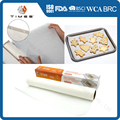 Silicone coated wholesale baking parchment paper