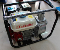 Hit sale 2 3 4 inch power gasoline pump for water