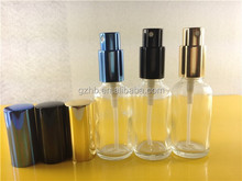 1oz spray pump bottle 3oz glass bottles mini glass essential oil bottle Made in China
