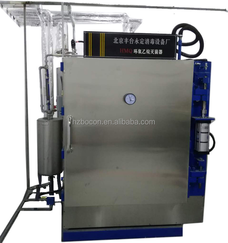 eto gas sterilization equipment gas sterilization machine gas sterilization of medical equipment for spices and herbs