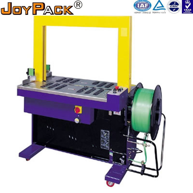 2015 the Hotest Sealing Automatic Strapping Machine for carton box