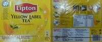 Yellow Label Tea Bag