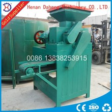 hydraulic bamboo charcoal briquette ball press machine