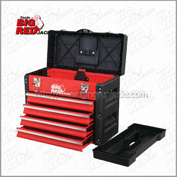 Torin BigRed TRJF-A3061BB PP +steel material 3 Drawer tool box