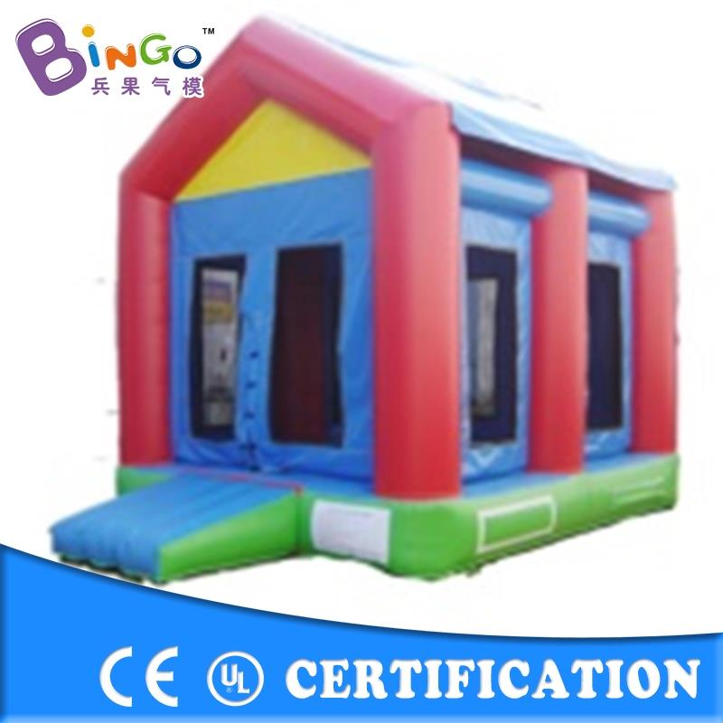inflated moon bounce/jumping bouncer slide/jumping castle