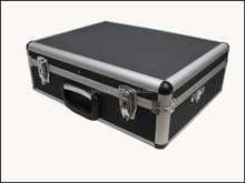 Details about Brand New Quality Aluminium Tools / Equipment /Brief Case / Box,Large Size Black
