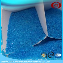 blue crystal copper sulphate fungicide