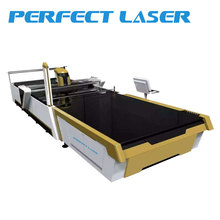 auto feeding cnc textile fabric cutting machine with computerized cutting table