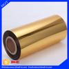 G31 gold hot stamping foil film price for paper/ plastic/textile/booking binding/wedding cards/labels/UV Vanish