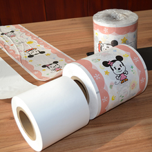 Customized pe breathable film of baby diaper back sheet